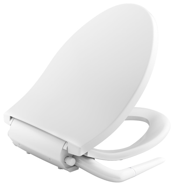 Awesome Kohler K 5724 Puretide Elongated Bidet Toilet Seat With Quiet Close Quick Rele Ncnpc Chair Design For Home Ncnpcorg