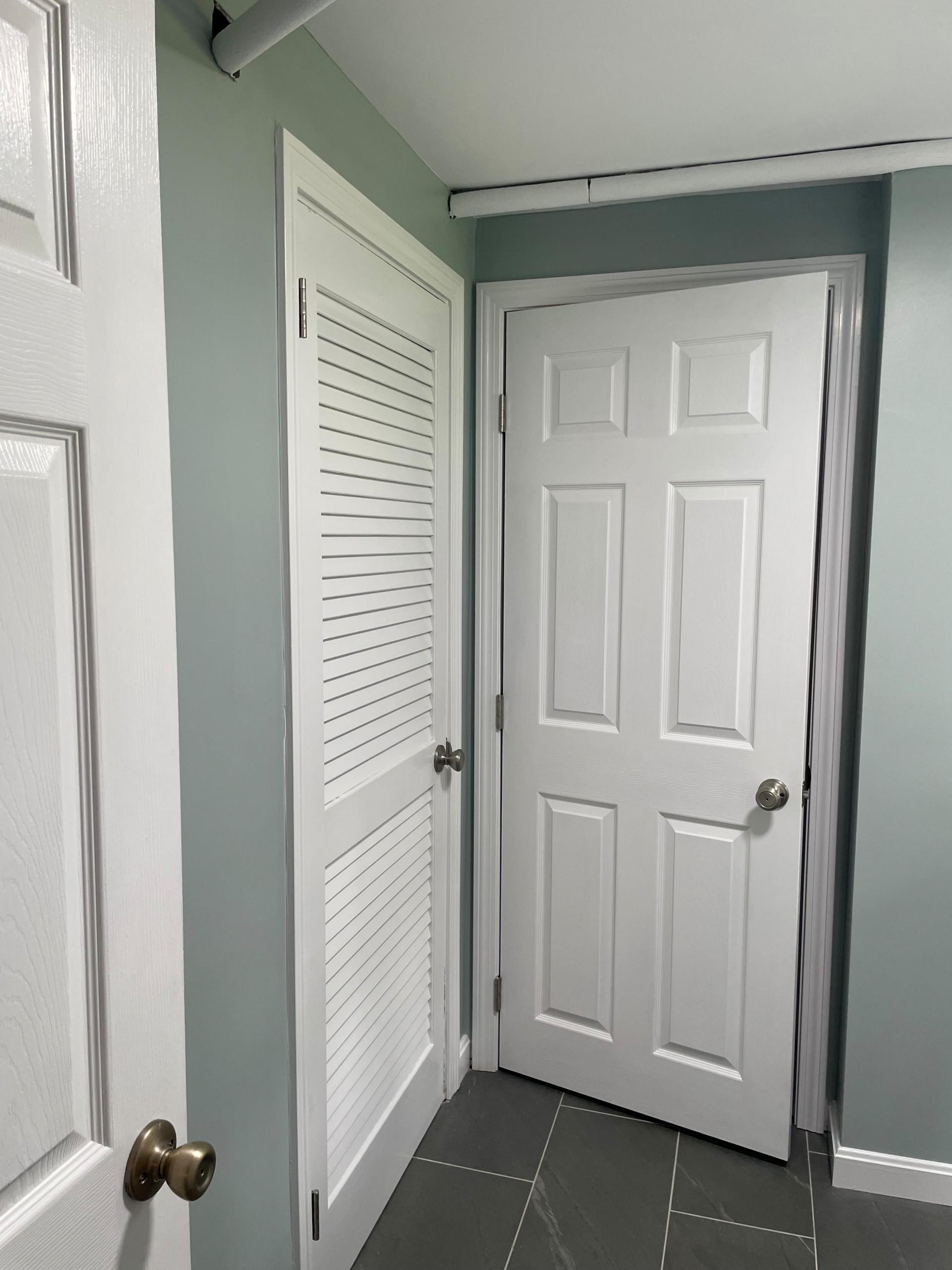 Kingston Basement Bathroom and Laundry upgrade