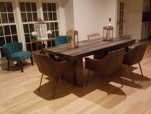 Rug Or No Under Dining Table