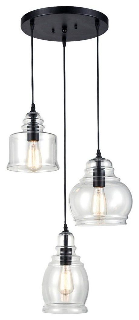 Can Each Individual Lights Drop Length Be Adjusted - Individual pendant lights