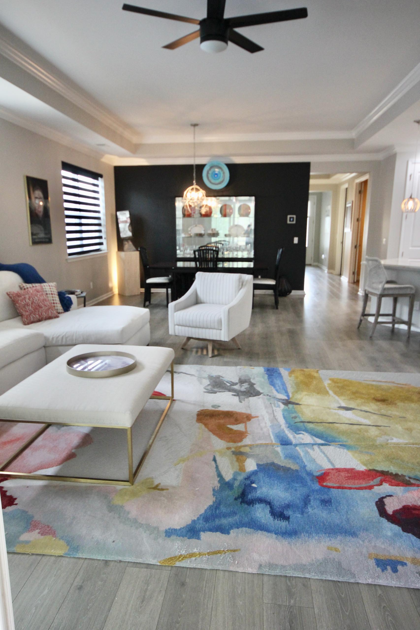 Margarittaville Design Living Area