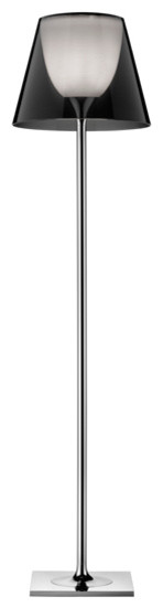 Flos Official Ktribe F Fumee Color Modern Floor Lamps By Philippe Starck.