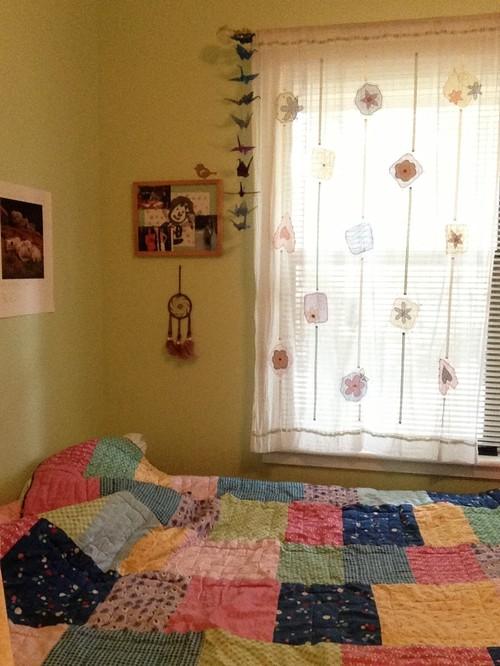 Bedroom Bed Under Window
