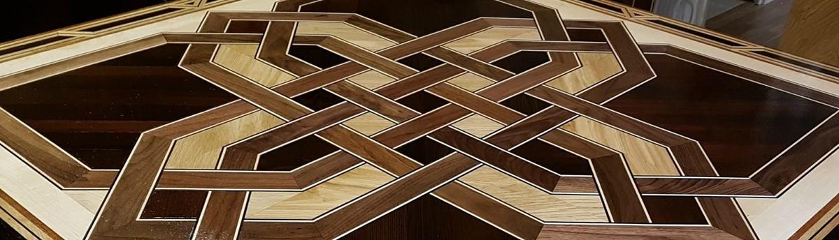 Bespoke Wood Floor Panels 2018