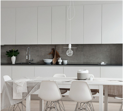 Walnut Mixed Material Ikea Kitchen: Ikea Walnut Kitchen Worktop