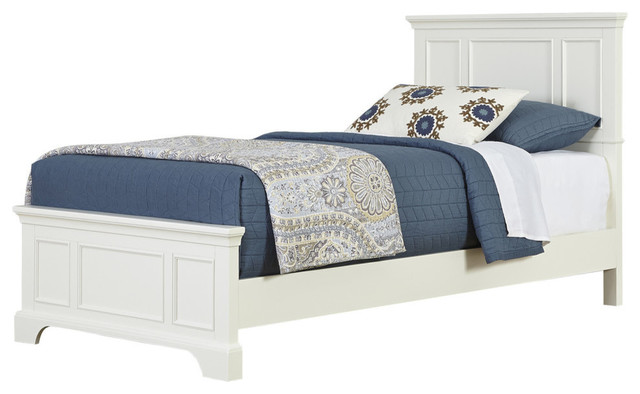 Naples Bed - Traditional - Panel Beds - by Home Styles Furniture