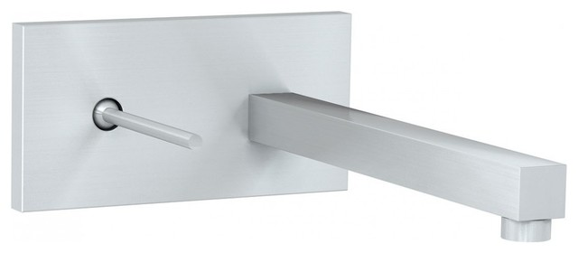 Hydrus 02H Stainless Steel Wall Mounted Faucet