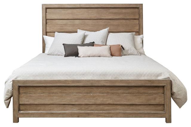 Flatbush Panel Bed, King/california King