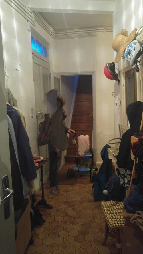 changement d 39 escalier un peu trop raide. Black Bedroom Furniture Sets. Home Design Ideas