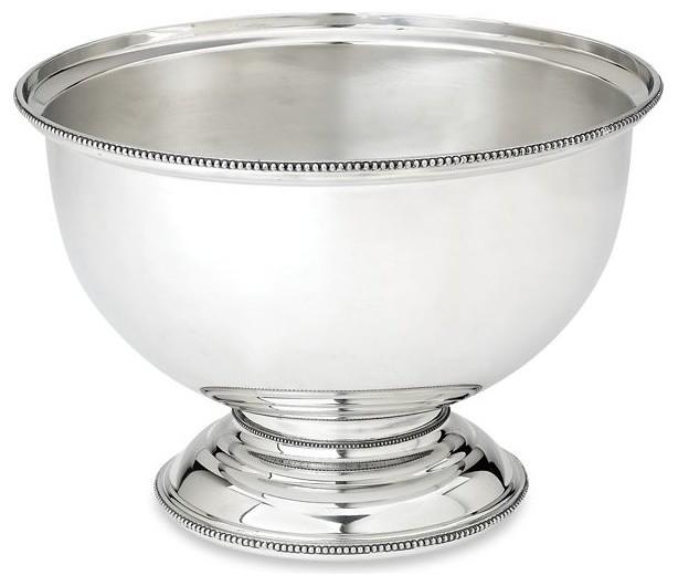 Pz banded bead centerpiece bowl decorative bowls by lenox