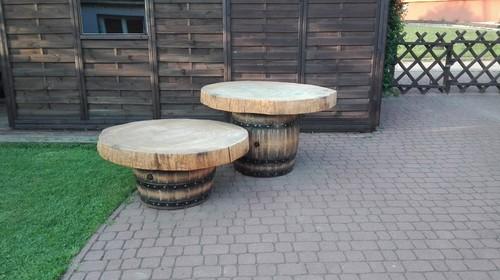 Populära Gör det själv: Så gör du ett hemmagjort bord av en trästubbe! EN-68