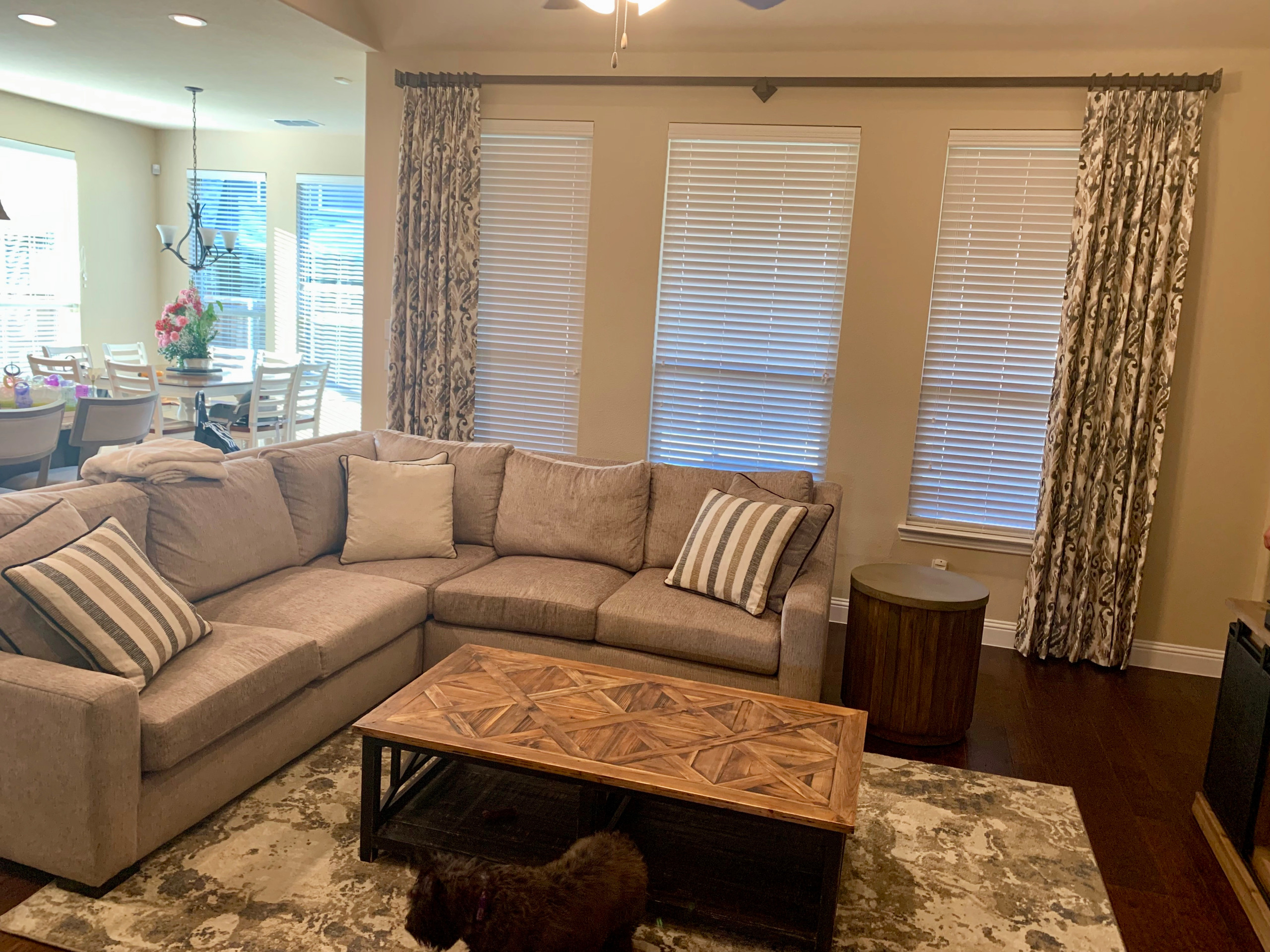 Mansfield Living Room Project