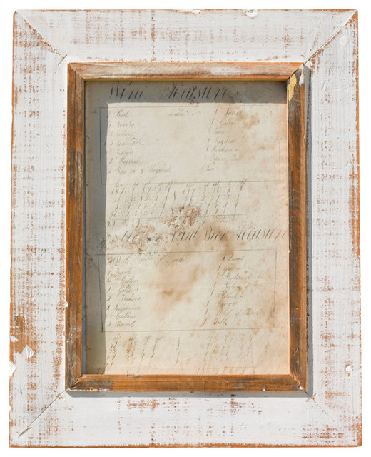 Dassie Artisan Themba Rustic Picture Frame A4 Farmhouse Picture