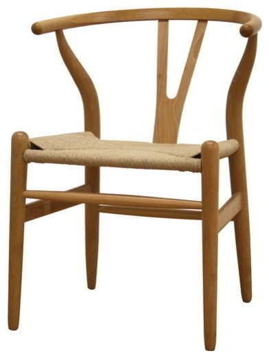 Swiss Robinson Dining Chairs, Set Of 2.