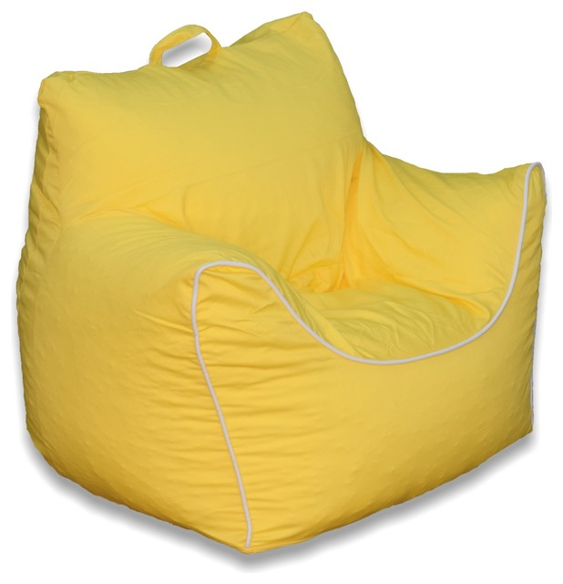 Easy Chair With Removable Cover Banana