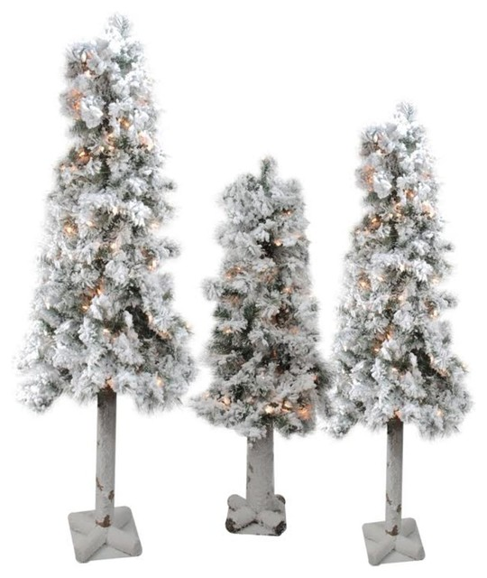 4 artificial christmas tree spruce artificial flocked woodland alpine artificial christmas trees 3 4 5