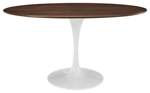 60 Oval Shaped Dining Table White Midcentury Dining  : midcentury dining tables from www.houzz.com size 640 x 396 jpeg 19kB