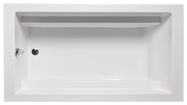 Zephyr 6036, Builder Series/airbath 2 Combo, White.