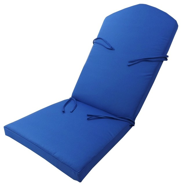 Sunbrella Adirondack Style Chair Cushion Seat and Back  Aruba Aqua  contemporary outdoor cushionsSunbrella Adirondack Style Chair Cushion Seat and Back  . Royal Blue Outdoor Seat Cushions. Home Design Ideas