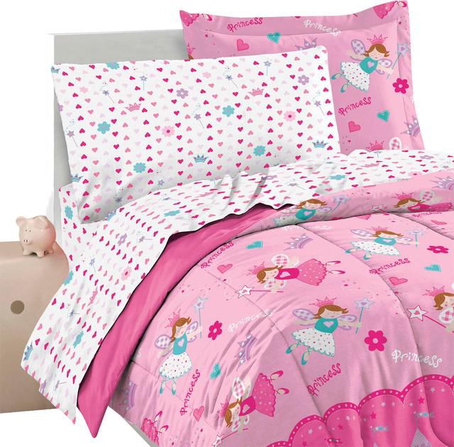 Fairy Princess Twin Bedding