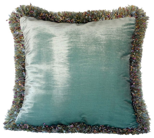 Shop Houzz Just The Right Pillow Silk Velvet Decorative