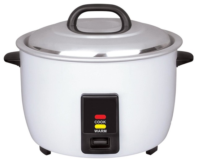 23 Cup Rice Cooker / Warmer, Each.