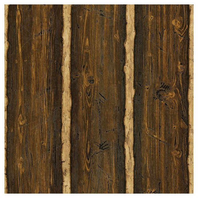 418 41382 Country Faux Wood Wallpaper