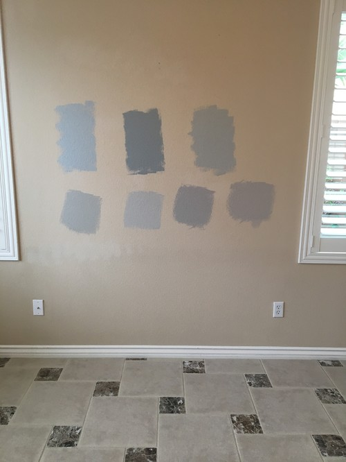 Paint Help Looking For Gray Paint To Match Light Floors