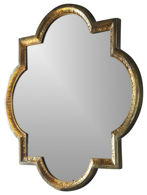 Uttermost Lourosa Gold Mirror.
