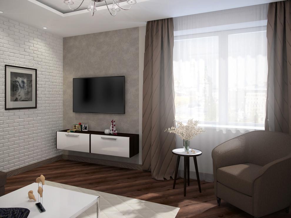 Гостиная (спальня)