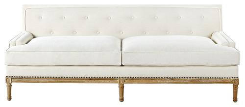 Davis Sofa, Natural