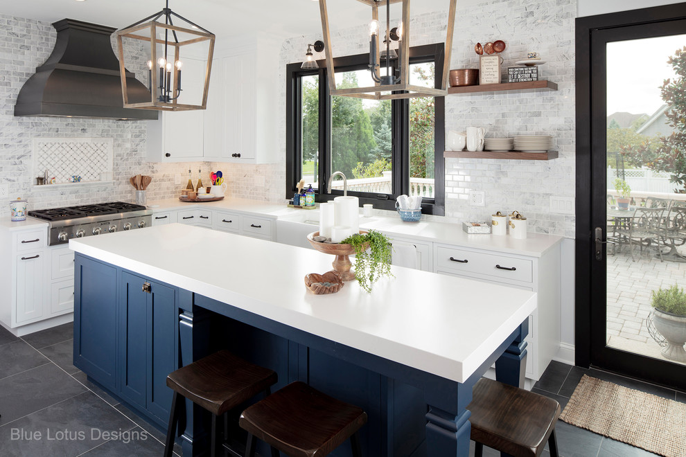 Pozzo Hampton's Kitchen