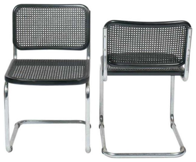 Sold out pair of 70 39 s style cesca chairs 1 250 est for Furniture 70s style