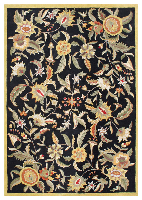 Williamson Transitional Rug Area Rugs By Alliyah Rugs