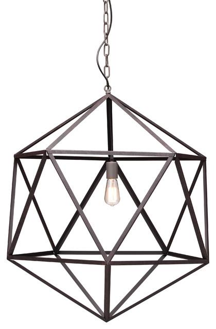 Amethyst large metal angular chandelier contemporary pendant amethyst large metal angular chandelier aloadofball Choice Image