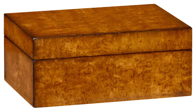 Jonathan Charles Masur Birch Rectangular Box 492890 - Decorative ...