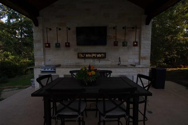 Sago Design Group traditional-patio