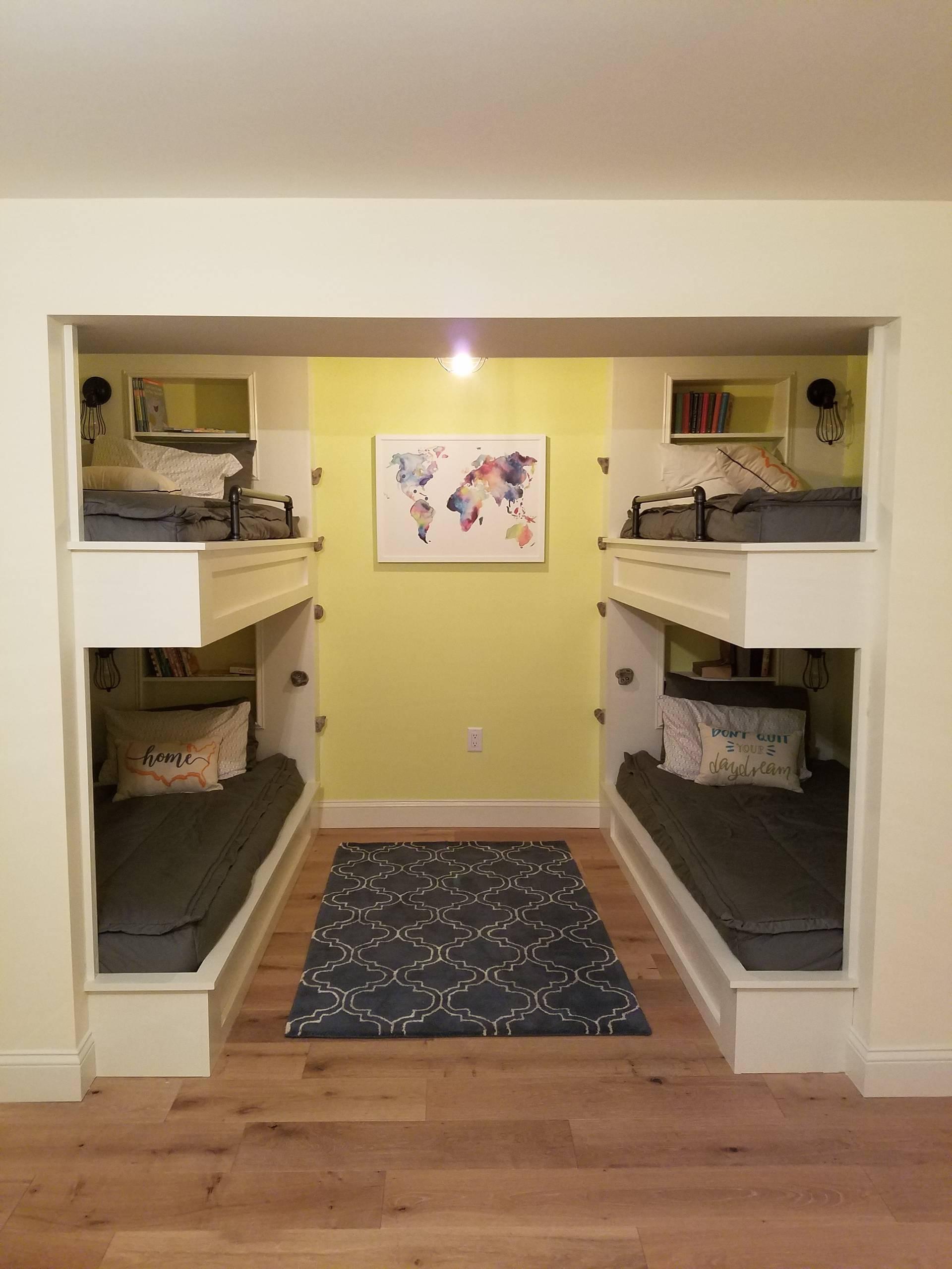 2000sqft basement