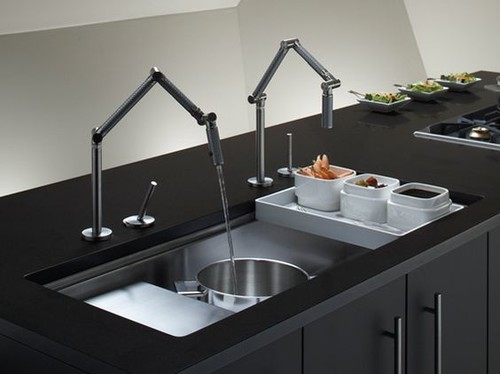 Is it okay to mix faucets in 1 kitchen?