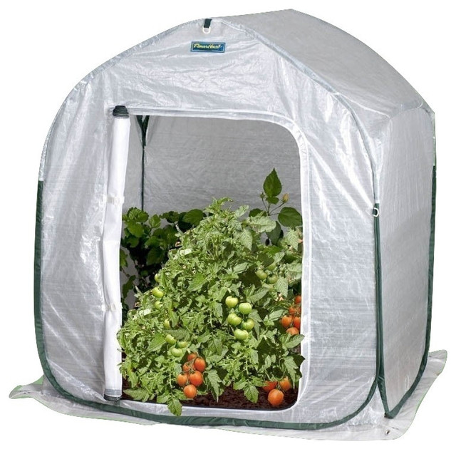Plant-House Home Garden Cold Frame Style Greenhouse, 3&x27;x3&x27;.