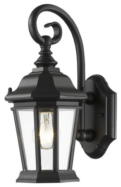 Z Lite 541s Melbourne 1 Light Outdoor Wall Sconce