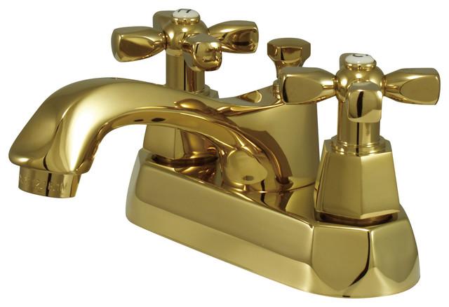 Kingston Brass Metropolitan 2-Handle 4\
