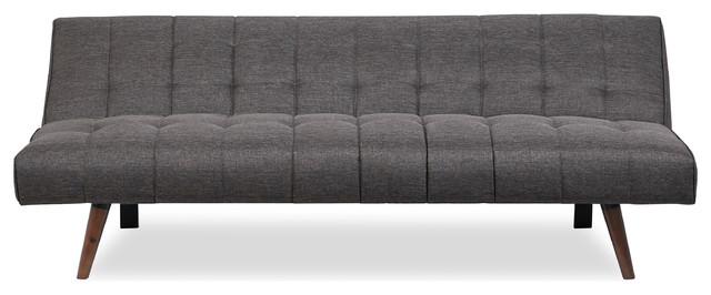 On Convertible Sofa Bed Granite
