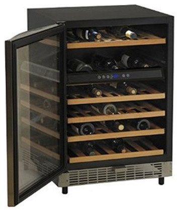 avanti 49 bottle builtin wine chiller - Avanti Appliances