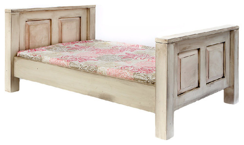Rustic Style Dog Bed, 36x54