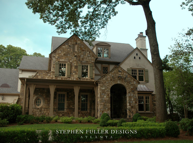 Stephen Fuller French Country House Plans