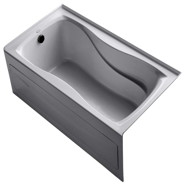 kohler k1219 la 0 hourglass 60 x32 soaking tub bathtubs by