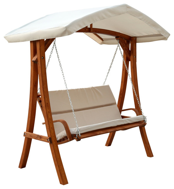 Haverford Canopy Swing contemporary-hammocks-and-swing-chairs  sc 1 st  Houzz & 1st Avenue - Haverford Canopy Swing - View in Your Room! | Houzz