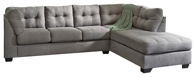 Benchcraft maier sectional with right side facing chaise for Sectional sofa with right side chaise