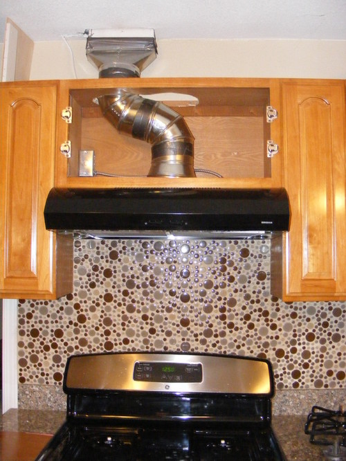 Unique how to vent a range hood on an interior wall qq73 - How to vent a microwave on an interior wall ...